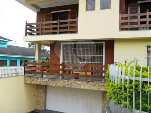 Sobrado Residencial - 4 Dorms - 2 Suites - 4 Vagas - À Venda No City América - 3-im71776