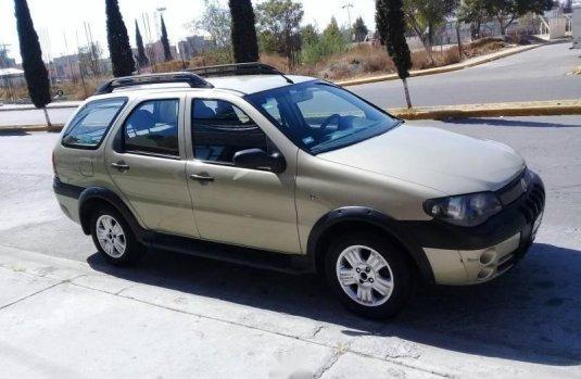 Partes De Fiat Adventure 2005 Motor1.6