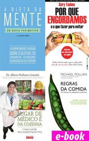 Livro - Regras Da Comida + Brindes