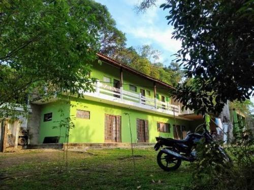 Chácara Em Itanhaém No Parque Riomar Em Itanhaém 1020m² 7039