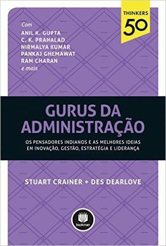 Gurus Da Administração Livro Stuart Crainer Frete 9 Reais