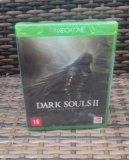 Dark Souls 2 Xbox One Disco Físico Português Novo Darksouls2