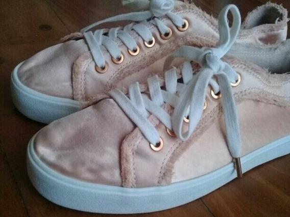 Zapatillas Mujer Bershka