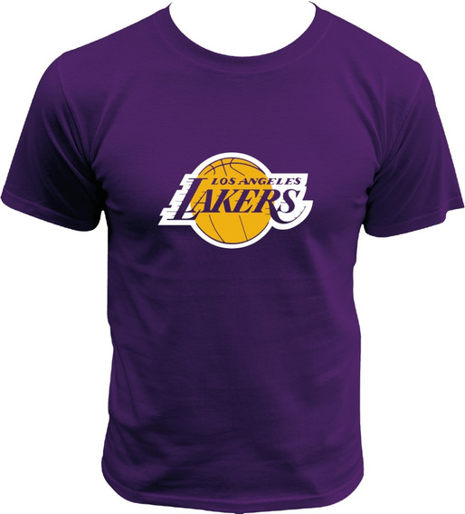 Playera De Los Angeles Lakers