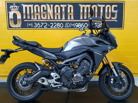 Yamaha Mt 09 - 2017 Cinza Impecavel
