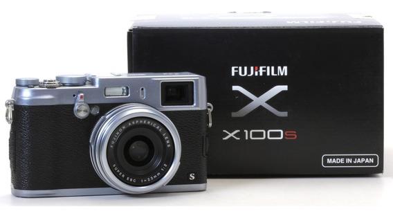Fuji X100s