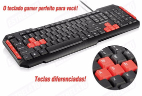 Teclado Gamer Multilaser Tc160