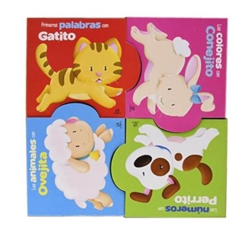 Libro Puzzle Aprende Con Animales + Regalo (precio X Unidad)