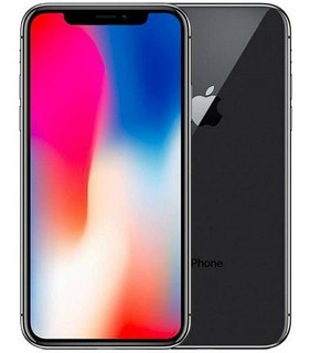 Apple iPhone X 256gb Black Semi-novo Desbloqueado