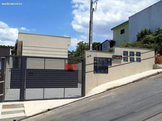 Casa Em Condomínio Para Venda Em Mogi Das Cruzes, Vila São Paulo, 2 Dormitórios, 2 Suítes, 3 Banheiros, 1 Vaga - 2476_2-1005794