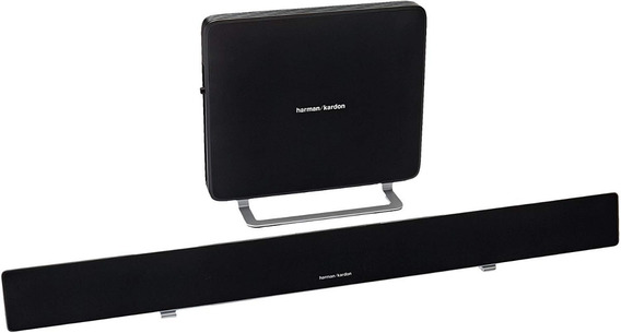 Soundbar Barra De Sonido Harman Kardon Sb35 Ultra Slim