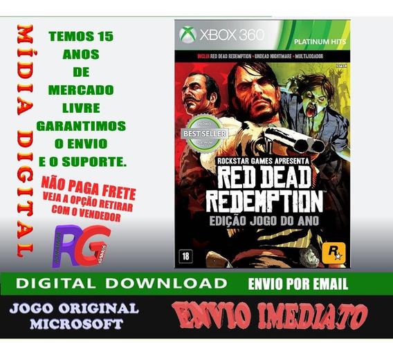 Red Dead Redemption Xbox One Roraima Games