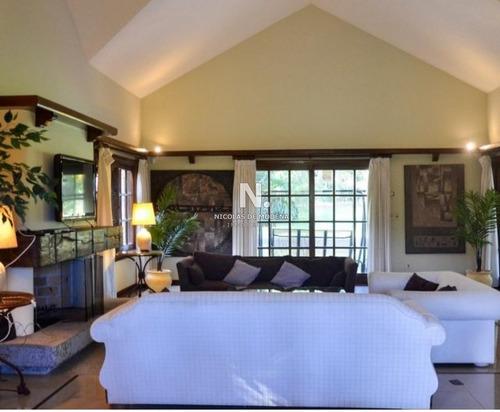 Casa En Punta Del Este, Golf   Nicolas De Modena Ref:4257- Ref: 4257