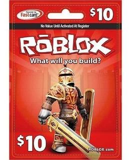 Roblox Card - 10 Dolares - 800 Robux - Manvicio Store
