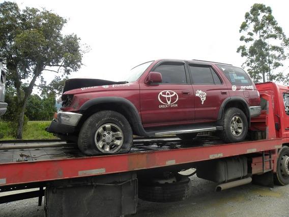 Sucata Toyota Hilux Sw4 3.0 Diesel 1998 4x4