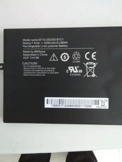 Bateria Mini Laptop Compatible Con Canaima Modelo Ef10mi2