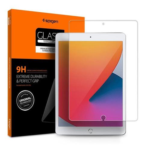 Pelicula Original Spigen iPad 10,2 2019 2020 Glass.tr Slim
