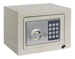 Caja Fuerte Digital + 2 Llaves + Teclado Numerico Ml2083
