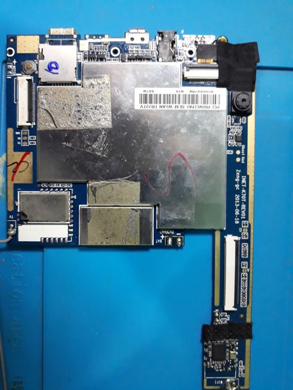 Placa Mae Tablet Cce Modelo Trt2-tv