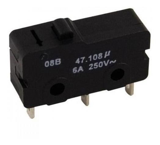 Chave Micro-switch 6a 47108 Margirius - Pct / 5
