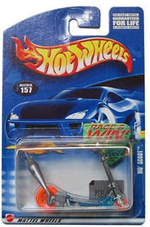 Hot Wheels Mo Scoot 157