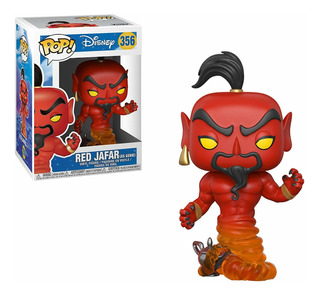 Funko Pop! Red Jafar (as Genie) ¡un Genial Precio!