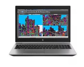 Hp Zbook 15 G5 I7 Vpro 8850h, Quadro P2000 Ssd 500gb Nvme
