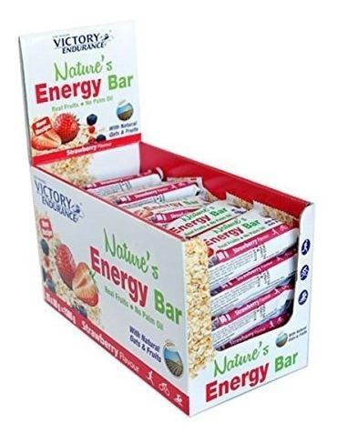 Barra Energetica Avena Y Fruta Energy Victory