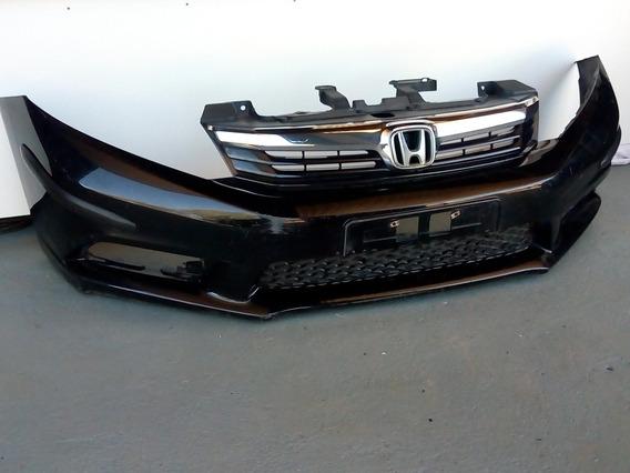 Para Choque Dianteiro Honda Civic 2012/16