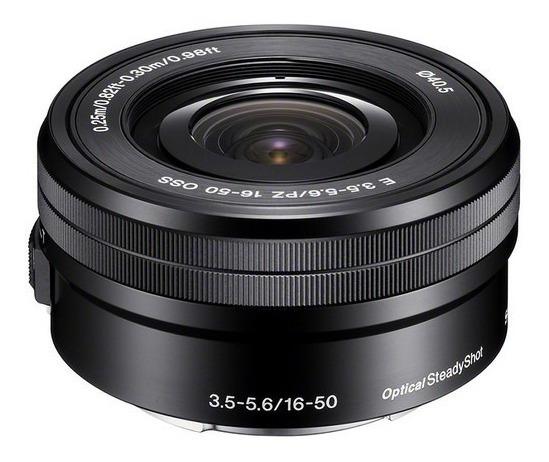 Lente Sony E Pz 16-50mm F/3.5-5.6 Oss - Selp1650 - Loja Platinum
