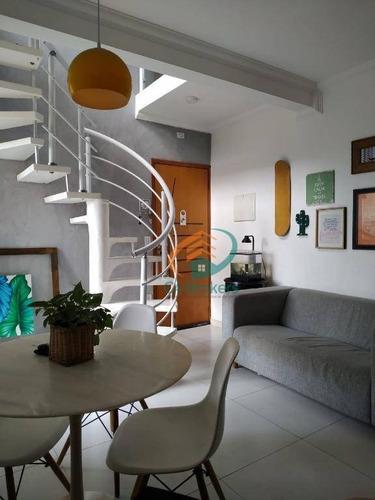 Imagem 1 de 15 de Apartamento Com 2 Dormitórios À Venda, 87 M² Por R$ 295.000,00 - Bonsucesso - Guarulhos/sp - Ap1808