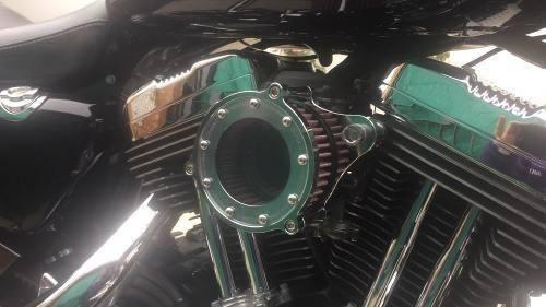 Harley Davidson Filtro De Ar Sportster 883 Iron Cromado