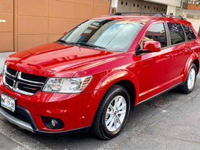 Dodge Journey 2.4 Sxt 7 Pasajeros Plus Mt 2016