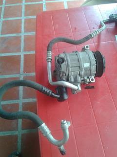 Compresor De Aire Acond Mercedes Benz Kompressor Poco Uso