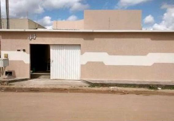 Casa 4/4 Em Teixeira De Freitas - 1279