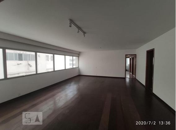 Apartamento Para Aluguel - Jardim Paulista, 3 Quartos, 172 - 893115557