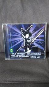 Cd Dj Soul Slinger - Presents The Sounds Of Jungle Sky