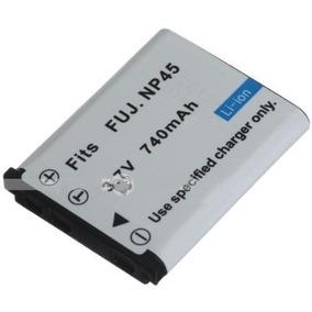 Bateria Np45 Np-45 Np-45a Np45a Câmera Fuji Finepix Fujifilm