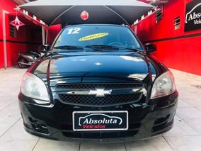Chevrolet Celta 1.0 2012 Preto Flex