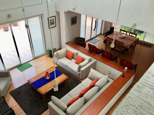 Imagen 1 de 30 de Vendo Amplia, Iluminada Y Funcional Casa En Tecamachalco, Co