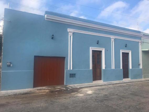 Hermosa Propiedad En El Corazón Del Centro De Mérida Yucatan