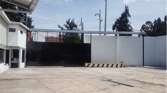 Bodega En Renta En Iztapalapa Canal De Garay