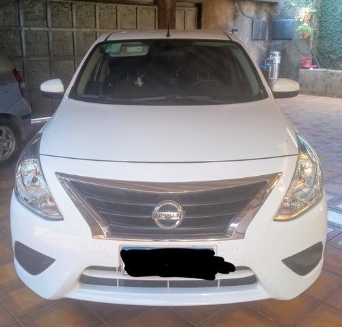 Imagem 1 de 8 de Nissan Versa 1.0 S Flex