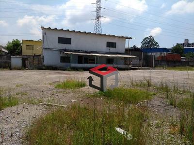 Terreno 2000 Metros - Bairro Dos Casa São Bernardo Do Campo - Te4754