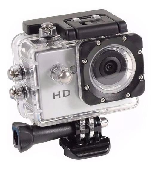 Câmera Sport Portátil 1080p Action Full Hd Envio Em 24h