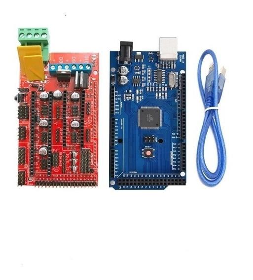 Kit Ramps 1.4 + Mega 2560 R3