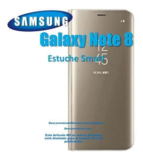 Flip Cover Smart Para Samsung Galaxy Note 8