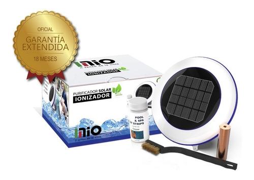 Ionizador Solar Purificador Agua Piletas Mio Basta De Cloro!