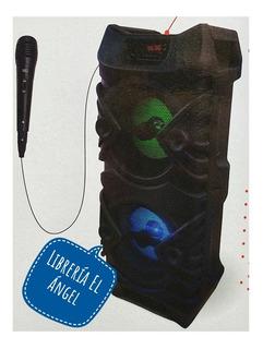 Parlante Portátil Bluetooth Gtc Con Micrófono
