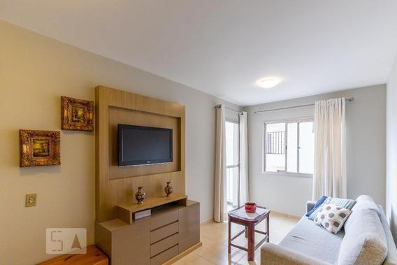 Apartamento No 10º Andar Mobiliado Com 1 Dormitório E 1 Garagem - Id: 892951028 - 251028
